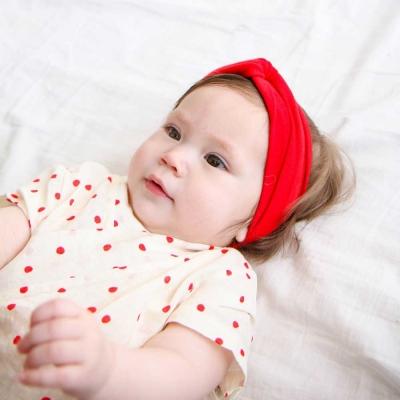 아기 꼬임밴드 헤어밴드 (8color)