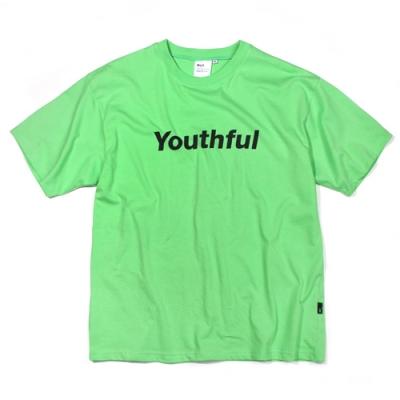 YTFL T-SHIRT-NEON GN