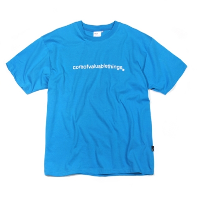 CORE T-SHIRT-BLUE