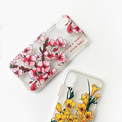 벚꽃 [젤리케이스]