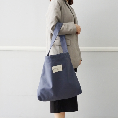 ZAVENTEM ECO BAG GRAY