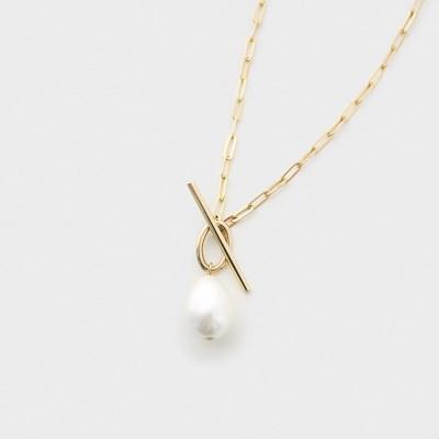 ot pearl drop necklace