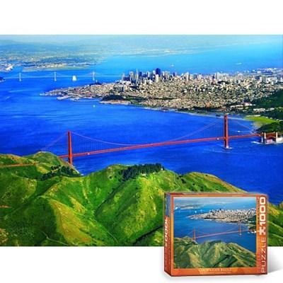 직소퍼즐 - 1000조각 샌프란시스코 금문교 (EU6000-0548)