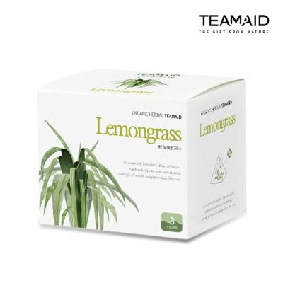 [티메이드] 유기농 레몬그라스 1.1g x 10티백_(1242320)