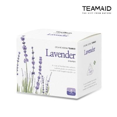 [티메이드] 유기농 라벤더 1.1g x 10티백_(1242319)