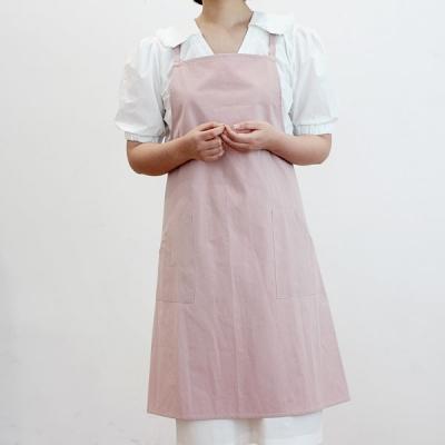 루나 젠 코튼 앞치마 핑크_(2178788)