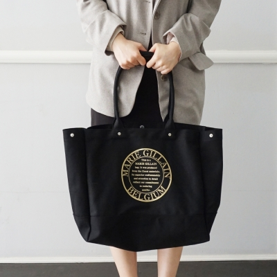 ZENK ECO BAG BLACK