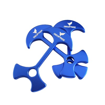 지오프리 앵커형 데크팩 10개 세트 블루  GF1019004Bl 앵카형 데크펙