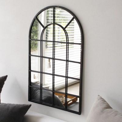 빈티지 컬렉션 거울 창문 (2color)_(1593819)