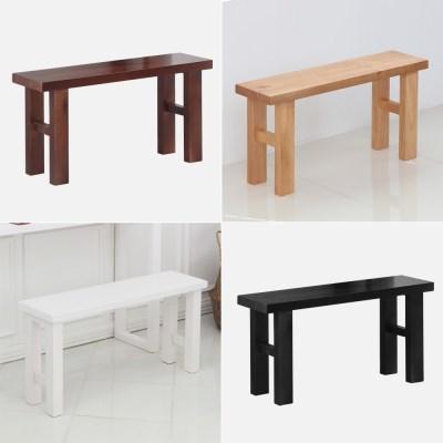 [리코베로] 티아모 소나무원목 다용도 벤치 의자 4가지 컬러