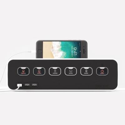 에이블루 박스탭 USB거치형 전선정리 멀티탭 (AB530S)_(1613379)