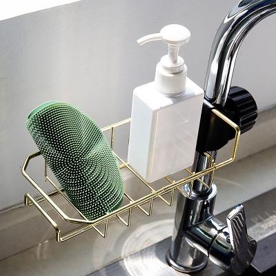 스텐 수전 주방 욕실 수납선반
