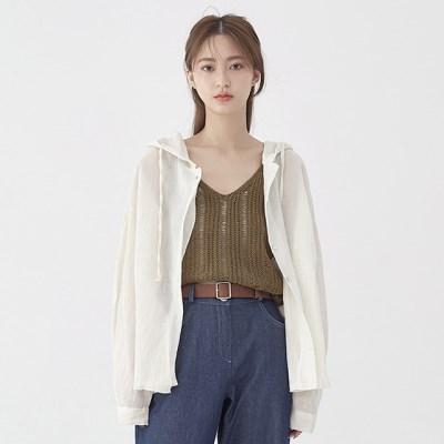 cotton sofi hood blouse_(1239015)