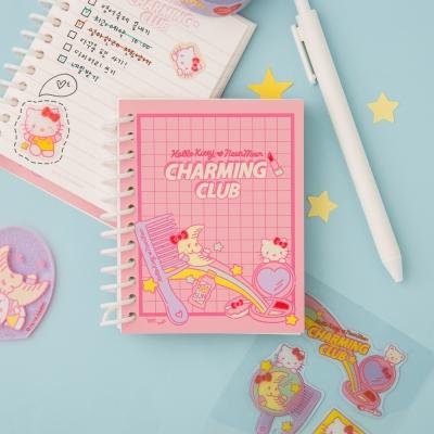 [텐바이텐 단독] HELLO KITTY CHARMING CLUB Spring Note