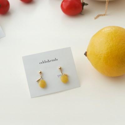 레몬 이어링
