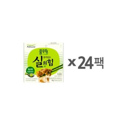 [풀무원]와사비 국산콩 생나또 2호(24팩)