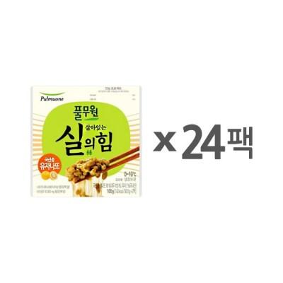 [풀무원]국산콩 유자나또 2호세트 (100gx12개*2 / 24팩)