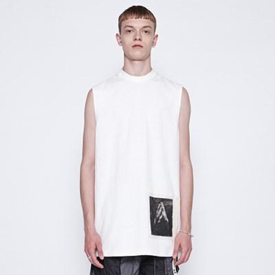 [디바이디그낙] Pray Sleeveless T-Shirts WH