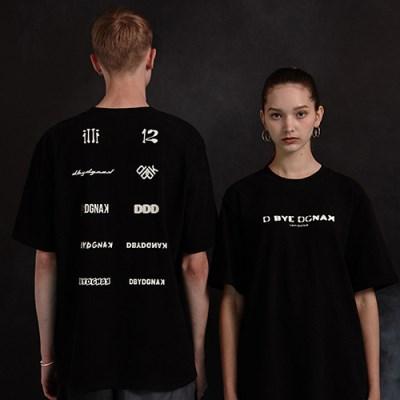 [디바이디그낙] Last Edition T-Shirts BK