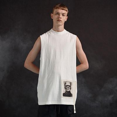 [디바이디그낙] Frankenstein Sleeveless T-Shirts W