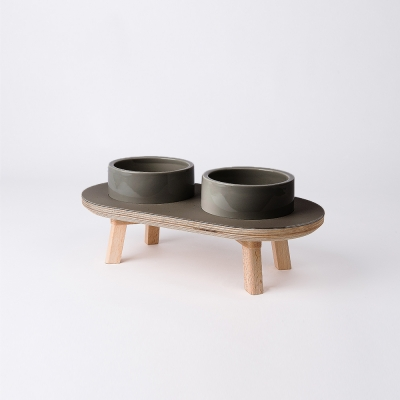 DINING SET CHARCOAL