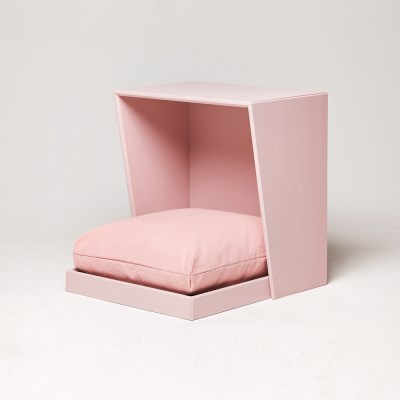 HOUSE TABLE PINK