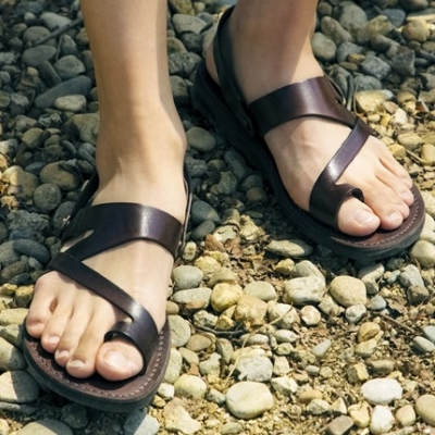 [JERUSALENSANDALS]NO.501 BENJAMIN_BROWN(FLJS9S2U08)