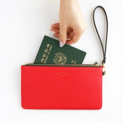 TRAVEL WALLET(L)