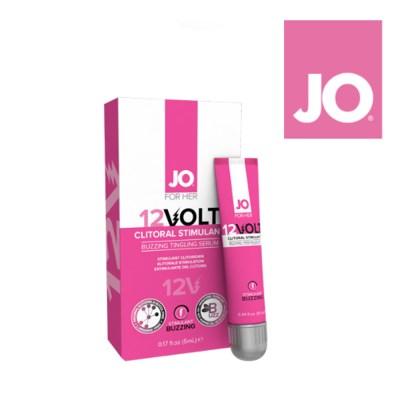 JO(제이오) 12볼트 클리토럴 스티뮬런트 10ml