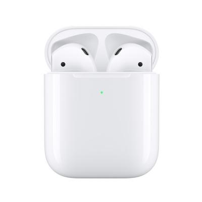 애플 정품 블루투스 이어폰 에어팟 AirPods2 무선 충전 케이스 모델