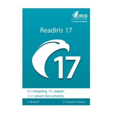 IRIS Readiris Pro 17 OCR 문자인식 프로그램[138개언어지원]