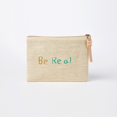 Jute Pouch_Natural Yellow