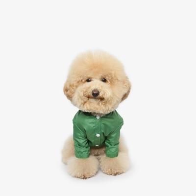강아지 레인코트 우비 (FROG)