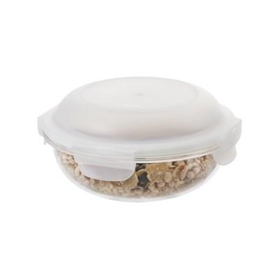 락앤락 항균 비스프리 테이블탑 직사각 420㎖ 원형돔 화이트