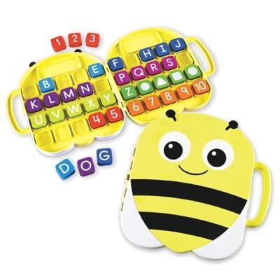 (러닝리소스)LER3787 알파벳 꿀벌 가방_(1581294)