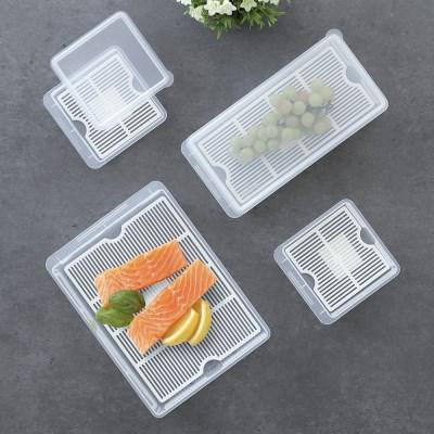 냉장고 정리용기 냉동실 수납용기 코멕스 데이킵스_(2096384)