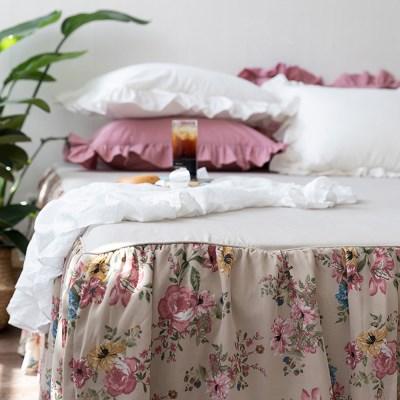 베이지앙뚜아네트 3size 매트리스스커트 침대스커트