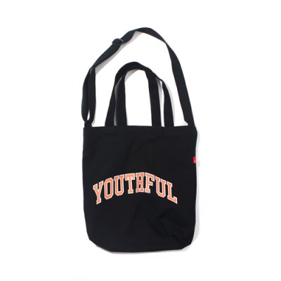 ARCH YOUTHFUL 2WAY BAG-BLACK