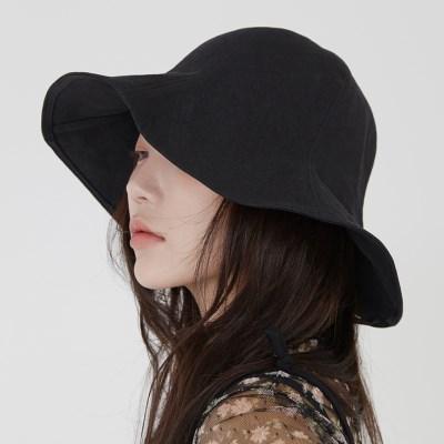 cotton bucket hat (4colors)_(1308826)
