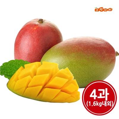 애플망고 4과 (1.6kg내외)_(1363685)