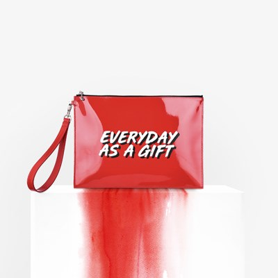[아반자 에르모쏘] ARIEL - RED ORANGE
