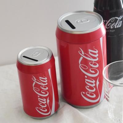 코카 콜라 캔 저금통 (2 size)