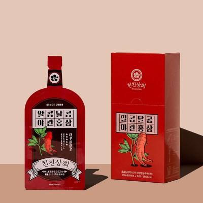 [친친상회] 알콤달콤 야관홍삼 (5개입)