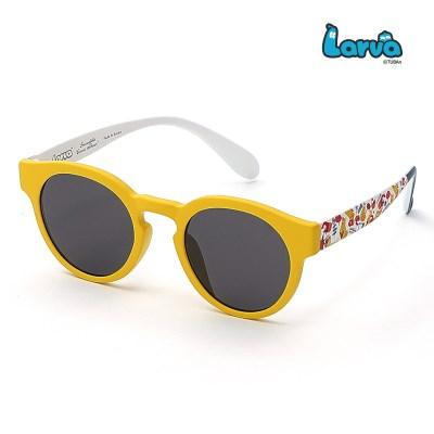 라바 키즈 선글라스 LV-5006 옐로우/화이트