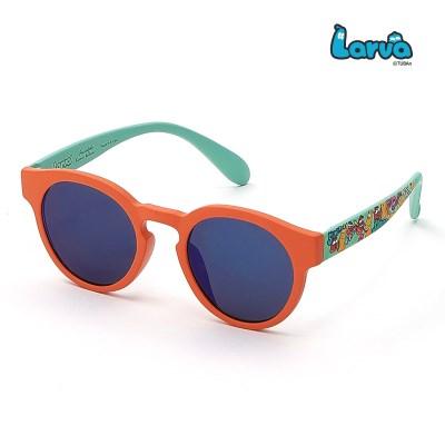 라바 키즈 선글라스 LV-5006 오렌지/민트