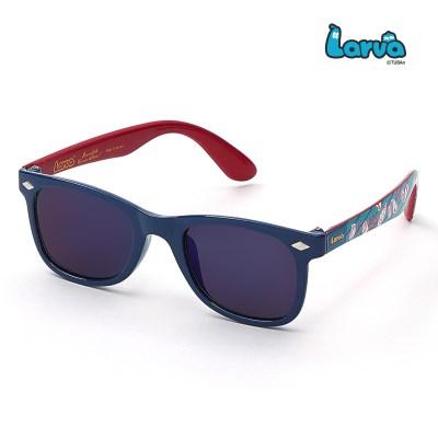 라바 키즈 선글라스 LV-5005 네이비/핑크