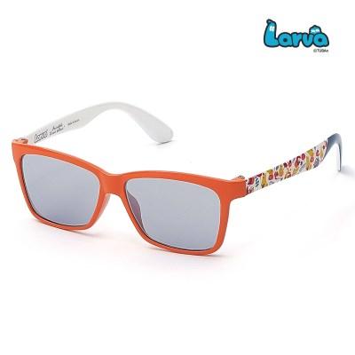 라바 키즈 선글라스 LV-5004 오렌지/화이트