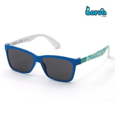 라바 키즈 선글라스 LV-5004 블루/화이트