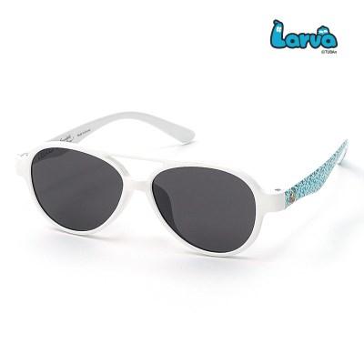 라바 키즈 선글라스 LV-5003 화이트