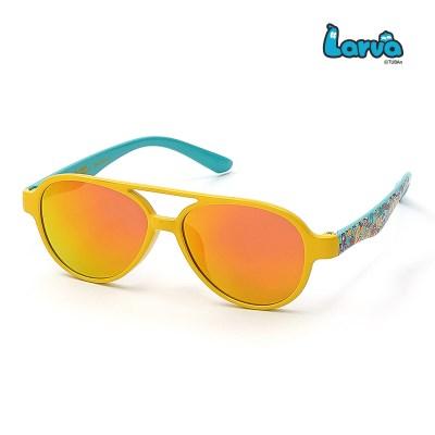라바 키즈 선글라스 LV-5003 옐로우/블루